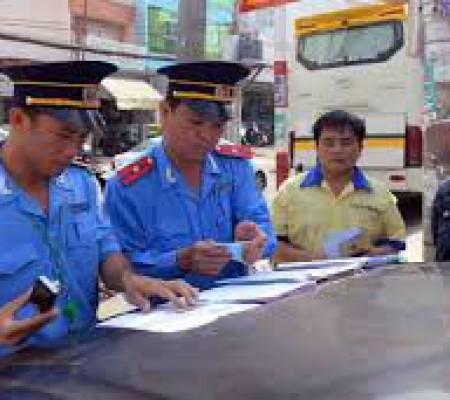Thủ tục đăng kiểm ô tô kinh doanh vận tải